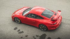 Expert Porsche GT3 review by CAR magazine UK: road test, specs, gallery on 991.2-generation 911 GT3
