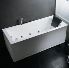 Ariel Platinum Whirlpool Bathtub