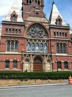 Harvard Art Museums in Cambridge, MA