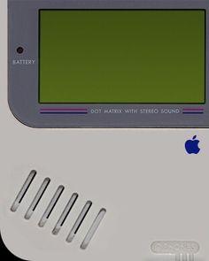 apple watch wallpaper Nintendo gameboy