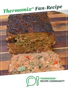 Recipe German savoury Meat loaf by learn to make this recipe easily in your kitchen machine and discover other Thermomix recipes in Main dishes - meat. Chef Recipes, Meat Recipes, Pork Mince, 5 Recipe, Meat Loaf, Recipe Community, Bellini, Tray Bakes, Lamb