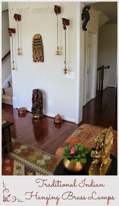 Traditional decor http://theeastcoastdesi.blogspot.com
