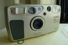 Camera: The Yashica T-4 Super