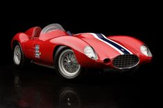 750 Monza Spyder. Ferrari 1953-1957