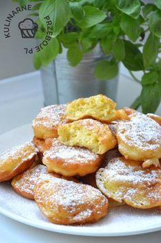i ogólnodostępne składniki, by stworzyć Cake Recipes, Snack Recipes, Dessert Recipes, Snacks, Polish Desserts, Polish Recipes, Crepes, Sweet Bakery, Dessert Drinks
