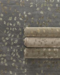 """""""Tufted Leaves"""" Rug - Horchow"""