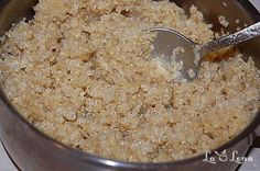 Cum fierbem Quinoa How To Cook Quinoa, Cooking Videos, How To Make Salad, Learn To Cook, Couscous, Grains, Vegan, Recipes, Food