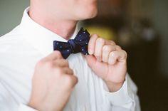 i love the polka dot bow tie!!