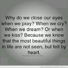 Heartfelt!!! O my goodness!!! This is so true!