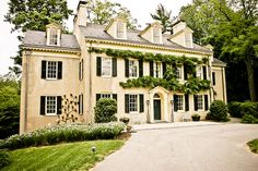 Eleutherian Mills, Home to 5 Generations of DuPonts - Hagley Museum, Wilmington, DE