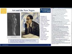 """Art and the New Negro"" a professional development webinar."