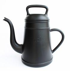 Xala Gieter Lungo zwart kunststof ø26x43cm 12L