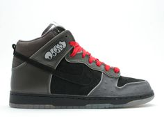 "Nike Dunk SB High ""MF Doom"""