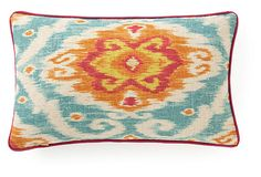 Kyllini 12x20 Pillow, Light Blue on OneKingsLane.com $65