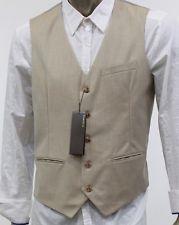 mens beige linen suit and vest - Google Search
