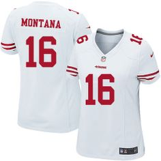 b68435cafba Nike Joe Staley White Women s Stitched NFL Elite Jersey And Ray Lewis jersey.  san francisco 49ers store