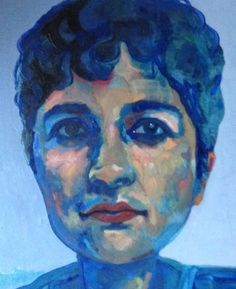 Shami Chakrabarti 2013 by Selena Mowat. National Portrait Gallery, London 2013