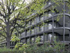 best architects architektur award // jessenvollenweider / jessenvollenweider / Wohnen am Schaffhauserrheinweg, Basel / Wohnungsbau/Mehrfamilienhäuser