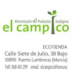 EL CAMPICO, ALIMENTACIÓN Y PRODUCTOS ECOLÓGICOS