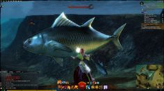 This game has some very big tuna. That's a month worth of food for me I think :P