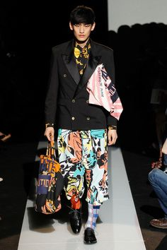 Vivienne Westwood | Spring 2015 Menswear Collection | kim taehwan