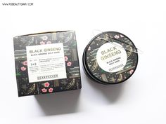 REVIEW: DearPacker Black Ginseng Gold Mask - R's Beauty Diary ♥ K Beauty, Skincare, Cosmetics, Gold, Black, Black People, Skin Care, Skin Treatments, Drugstore Makeup