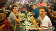 AYER A LA NOCHE!!! en Lo de Carlitos Castelar   Ituzaingo!! gracias amigos por venir