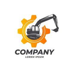 Construction logo Vectors, Photos and PSD files | Free Download Excavator Logo, Logo Construction, Happy Dussehra Wallpapers, Mining Logo, Vector Freepik, Vectors, Logo Templates, Lorem Ipsum, Gears