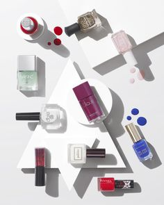 GLAMOUR Beauty Power List Nails shot with Dennis Pederson