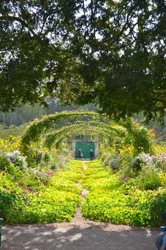 House of Marlowe - Giverny, France; Claude Monet's garden