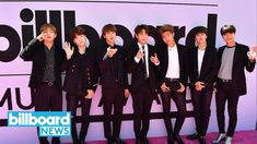 BTS Thanks Fans For Top Social Artist Win at 2017 Billboard Music Awards...