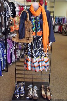 Spring looks good at our Clothes Mentor women's clothing resale shop in Highland Village, TX