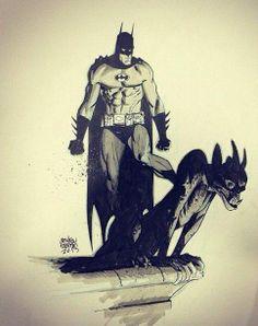 Batman by Andrew Robinson