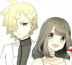 Me and gladion became adult