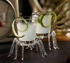 Spider Shotglass | Pottery Barn