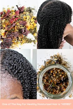If you do not use weekly herbs on your hair, you are missing out. Herbs is great for length, hair growth, moisture, anti bacterial, shine, curls and more... Are you suffering from dry hair? have you try everything? are you tired? Start using herbs, be consistent, be patient and use the right techniques.  How to use herbs? Hot oil treatment, hair rinse, diy, shampoo, henna gloss, infusion and more.  There are 15 best herbs for hair growth you must use . Check the link below