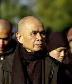 CTR and Thich Nhat Hanh on What is and isn't Buddhist Practice. | elephant journal