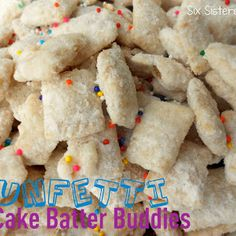 Chex Fun Fetti Cake Batter Buddies