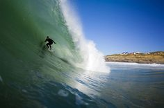 Coxos surfspot @ Ericeira - PORTUGAL. Not for babies! Atlantic waves 365 days per year.
