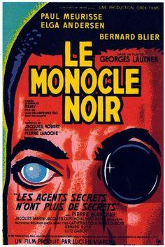 le monocle noir  1961