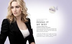 Read the interview with Kate Winslet in the #PANDORAMagazine
