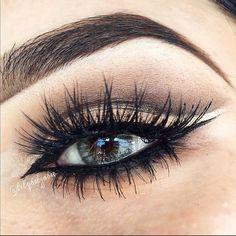 Image via We Heart It https://weheartit.com/entry/170723233 #eye #eyeliner #lashes #makeup