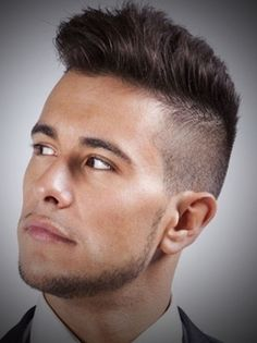Hairstyles for men - 1278 best images on Pinterest | Haircuts, Male ...