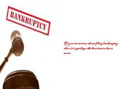 Massachusetts Bankruptcy legal experts have been helping people and they  might be able to help you too. If you are still deep in debt and if you have financial problems it deserves some amount of investigation and also prompt action. http://www.youtube.com/watch?v=AP3quuPQeWc