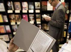 En 2016 se espera en Estados Unidos un record de préstamos de libros electrónicos