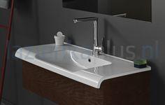 - wymiary 99,5 x 50 x 2 cm- umywalka meblowa z możliwością montażu wiszącego- z…