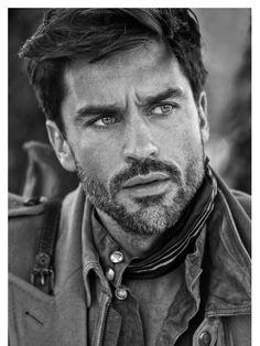 beautiful moments, very beautiful men Hot Men, Hot Guys, Rugged Men, Rugged Style, Beautiful Men Faces, Gorgeous Men, Short Beard, Moustaches, Interesting Faces