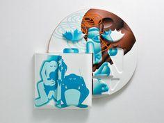 Beyond G(l)aze – Norwegiancrafts.no 'Hockney rejects', Nils Martin. Lake Art, Suzhou, Art Museum, Presents, Ceramics, Artist, Crafts, Hall Pottery, Pottery