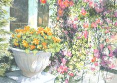 SKETCH TOUR - あべとしゆき水彩画ギャラリー Abe Toshiyuki Watercolor Web Gallery
