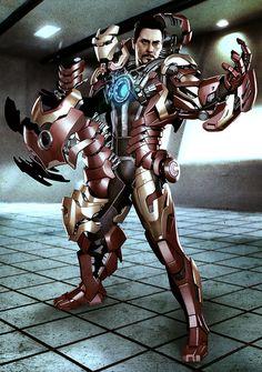 Iron Man 3 by Adi Granov